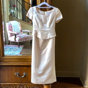 Alfred Angelo Blush Formal